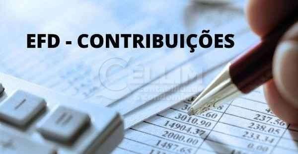 Alterações na EFD-Contribuições