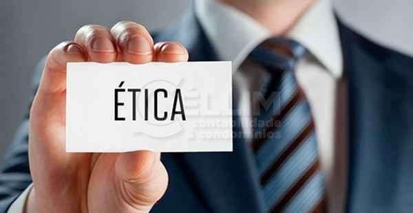 A ética como missão do profissional de contabilidade na Agenda 2030