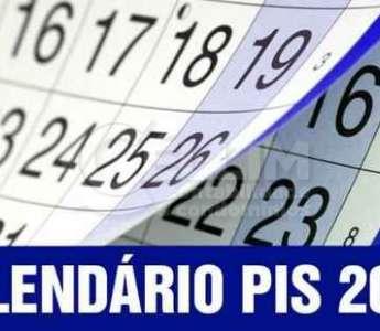 Divulgado calendário de pagamento do PIS