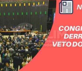 Foto: Congresso derruba veto do Refis das PMEs e libera parcelamento de dívida tributária do Simples; entenda