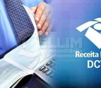 Receita Federal divulga regras relativas à DCTFWeb