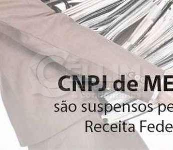 Receita divulga relação de baixa de CNPJs - MEI